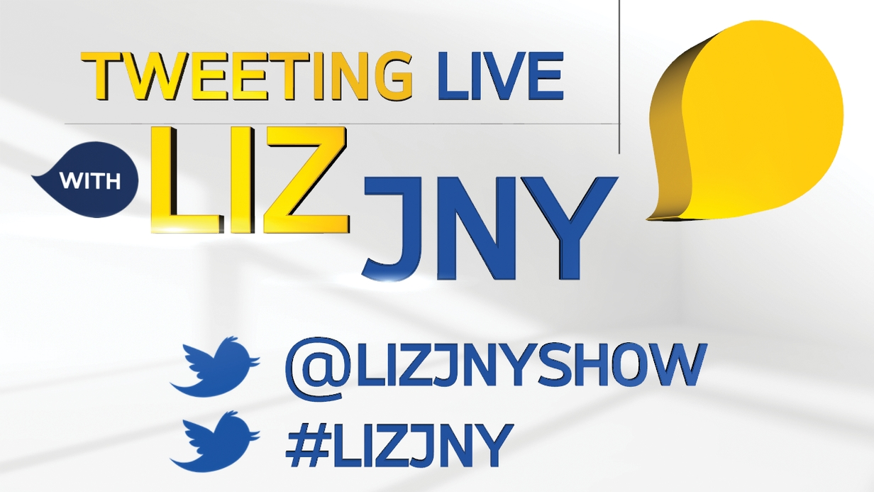 Tweeting Live with LIZ & JNY hero image