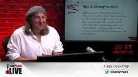 High IV   Strategy Analysis