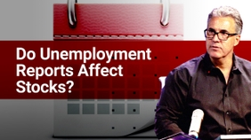 Do Unemployment Reports Affect Stocks?