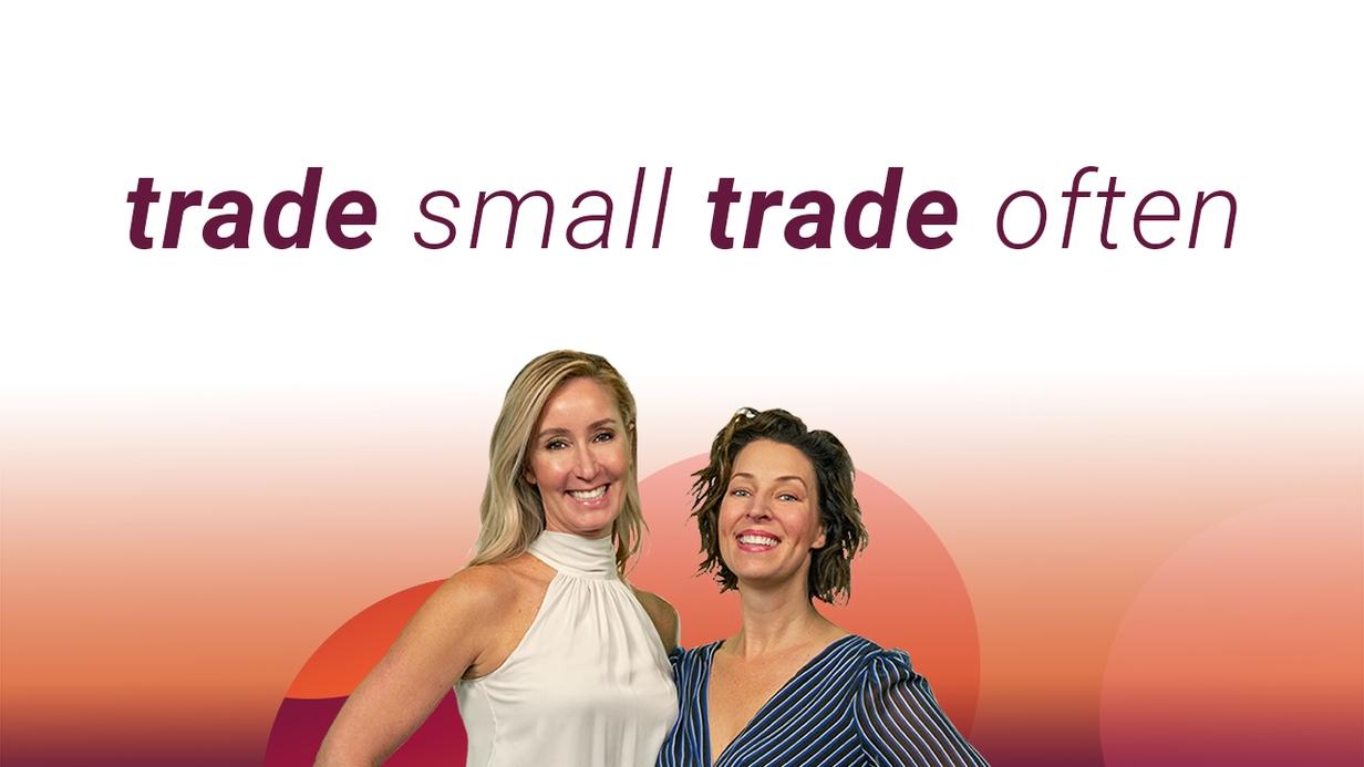 Trade Small Trade Often hero image