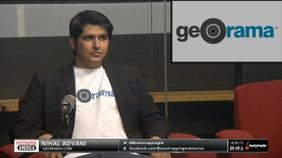 Nihal Advani of Georama