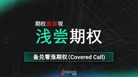 Covered Calls 备兑看涨期权组合