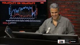 Volatility on Volatility