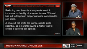 Improving Cost Basis Without Capping Upside