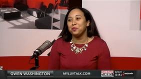 Gwen Washington of Luv Talk