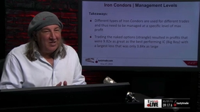 Iron Condors | Management Levels