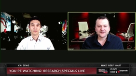 Research Specials LIVE
