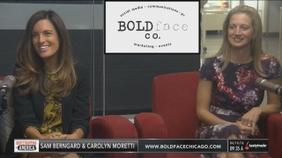 Carolyn Pelissero & Sam Berngard of BOLDface Co.