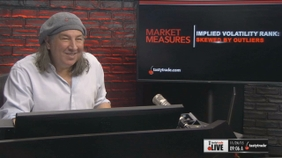 Implied Volatility Rank: Skewed by Outliers