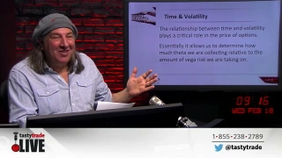 Time & Volatility