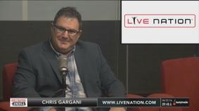 Chris Gargani of Live Nation
