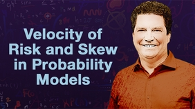 Velocity of Risk and Skew in Probability Models