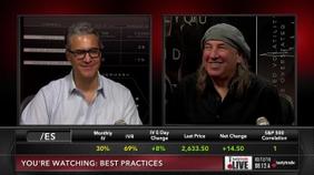 Implied Volatility Rank