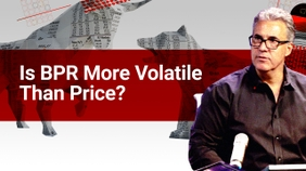 Is BPR More Volatile Than Price?