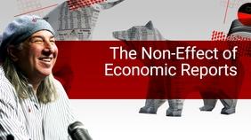 The Non-Effect of Economic Reports