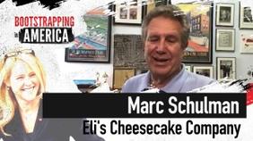 Marc Schulman of Eli's Cheesecake Company