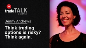 Think Trading Options is Risky? Think Again.