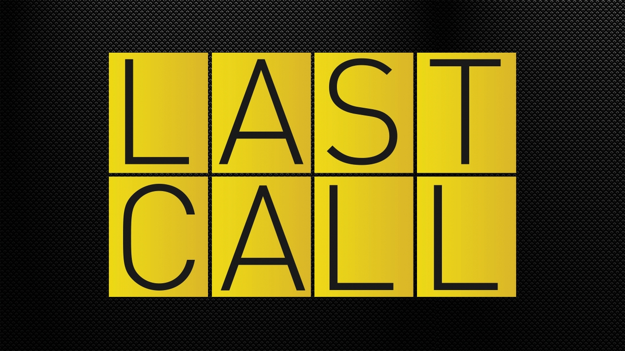 Last Call hero image