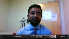 Dr. Jay Bhatt Public Health Innovator