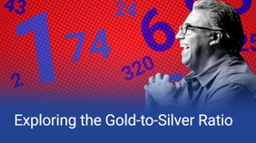 Exploring the Gold to Silver Ratio
