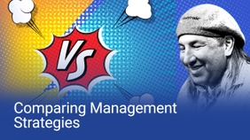 Comparing Management Strategies