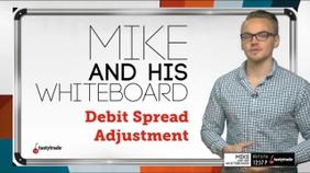 Option Strategies | Debit Spread Adjustment