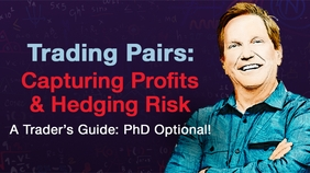 Trading Pairs: Capturing Profits and Hedging Risk