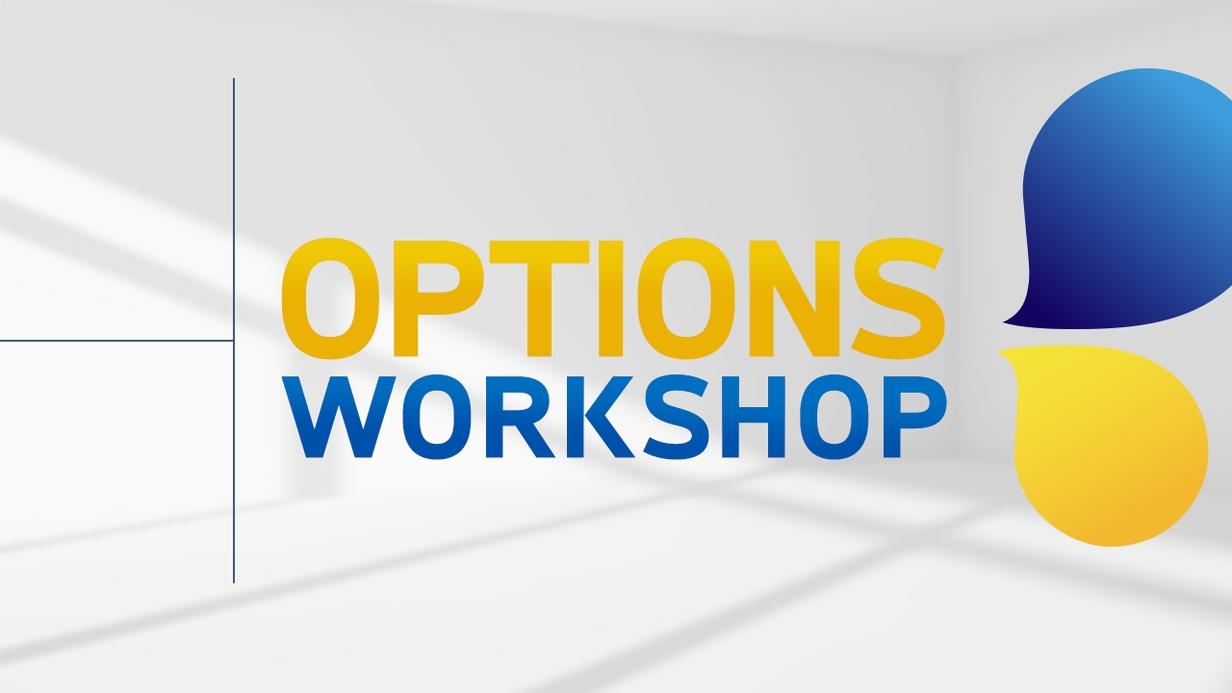 Options Workshop hero image