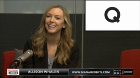 Allison Whalen of Managed by Q