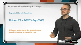Options | Expected Move During Earnings