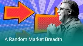 A Random Market Breadth