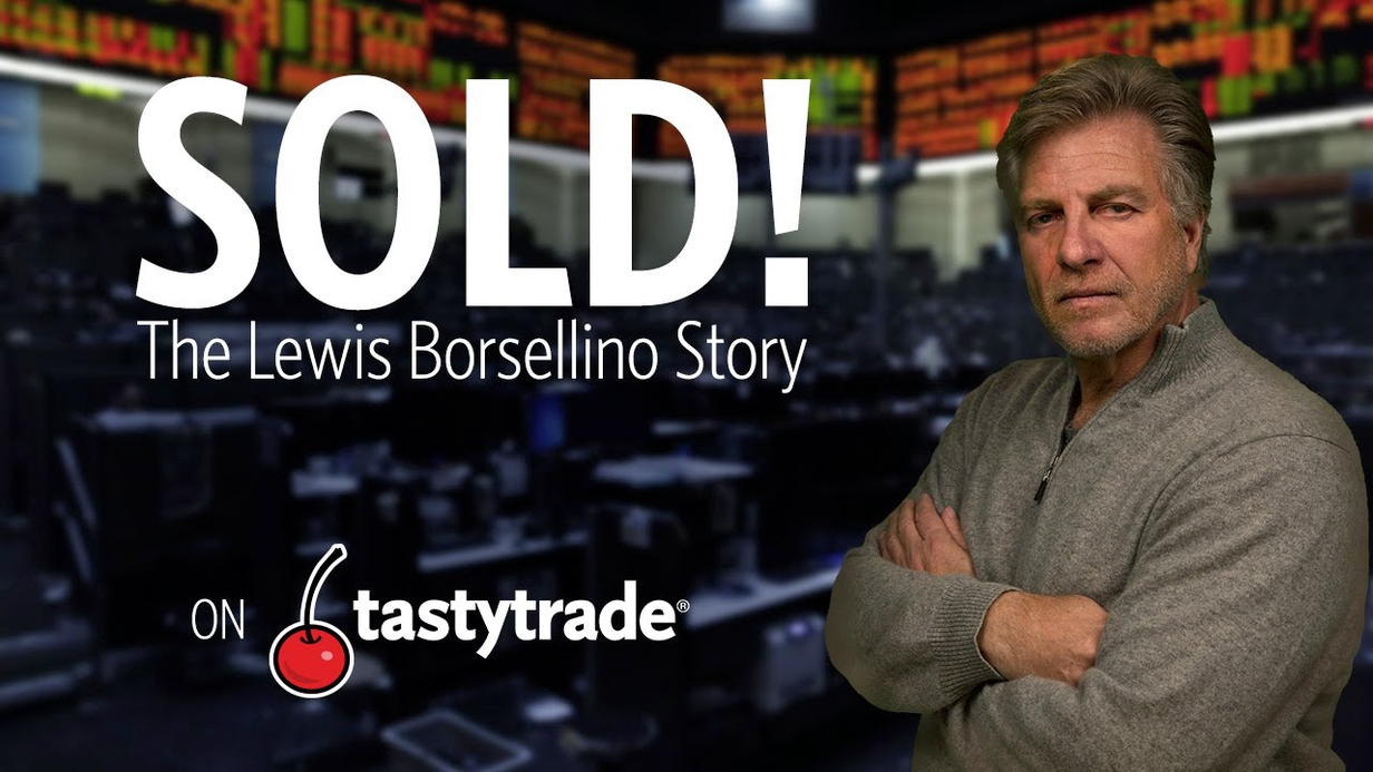 SOLD!: The Lewis Borsellino Story hero image