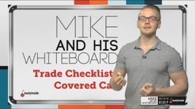 Trade Checklist | Covered Call