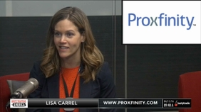 Lisa Carrel of Proxfinity