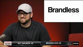 Ric Gruber Jr. of Brandless