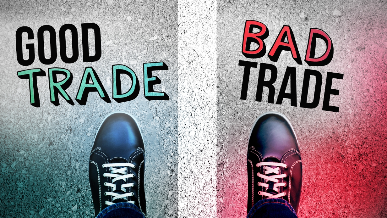 Good Trade Bad Trade hero image