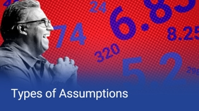 Types Of Assumptions