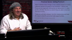 Financial Sector | Selling Premium