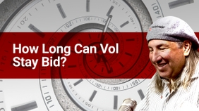 How Long Can Volatility Stay Bid?