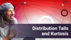 Distribution Tails and Kurtosis