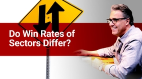 Do Win Rates of Sectors Differ?