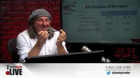 B/E Straddles & Strangles