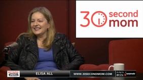 Elisa All of 30Second Mom