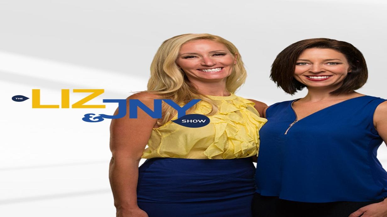 The LIZ & JNY Show hero image