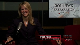 Tax Preparation with Kristi Ross