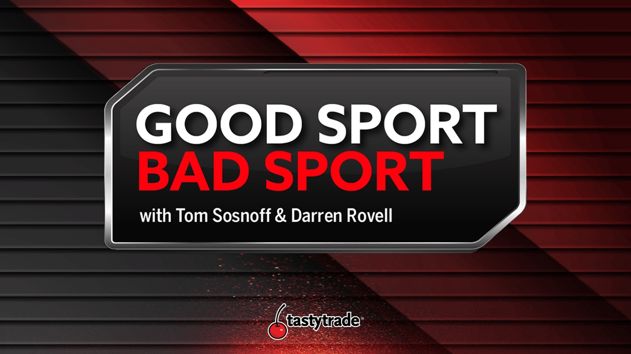 Good Sport Bad Sport with Darren Rovell hero image