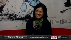 Sheetal Bhagat of SPICE NOTE TEQUILA