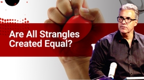 Are All Strangles Created Equal?