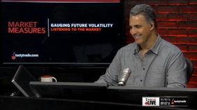 Gauging Future Volatility | Listening to the Market