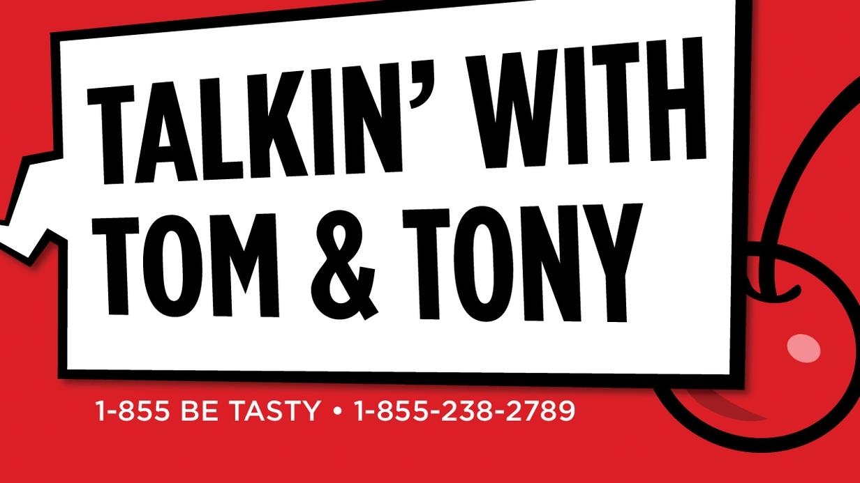 Talkin' With Tom and Tony hero image